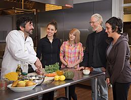 chef teach